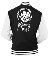 WANNA PLAY VARSITY - INSPIRED BY CHUCKY CHILDS PLAY